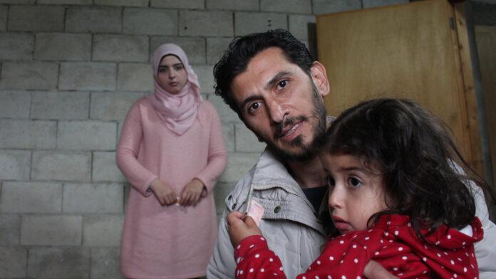 Abdulaziz y su familia escaparon de la guerra en Siria, su país de origen. Foto: JSM.