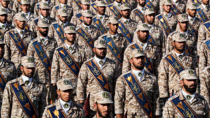 La IRGC se convirtió en el organismo con más poder en la comunidad de Inteligencia de Irán. Foto: AFP.
