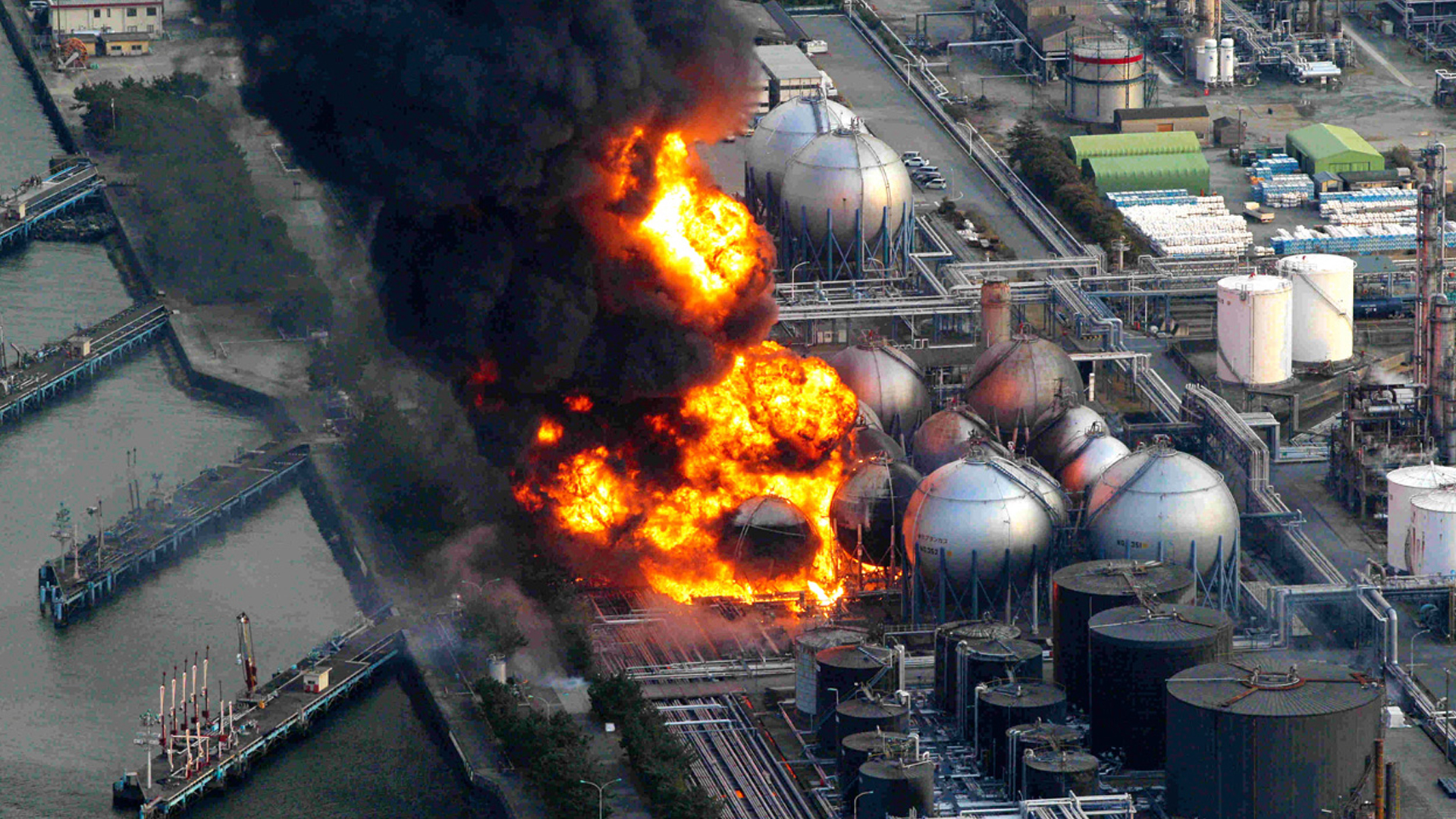 Fukushima: el 11 de marzo de 2011, un terremoto y posterior tsunami sacudieron la costa oriental de Japón y provocaron el mayor accidente nuclear desde Chernobyl. Foto: Archivo DEF.