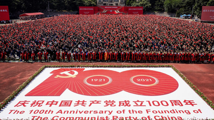 El 1º de julio de 1921, en Shanghái, un grupo de dirigentes liderados por Mao Tse-Tung fundaba el Partido Comunista de China. Archivo DEF.